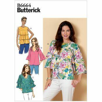 Butterick pattern B6664