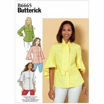 Butterick pattern B6665