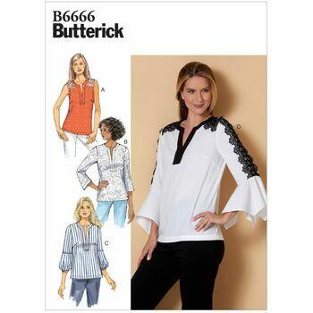 Butterick pattern B6666