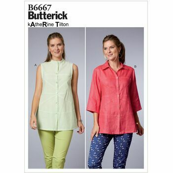 Butterick pattern B6667