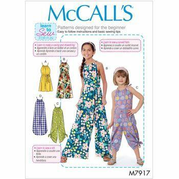 McCalls pattern M7917