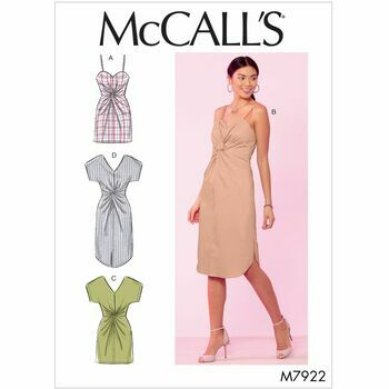 McCalls pattern M7922