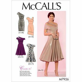 McCalls pattern M7926