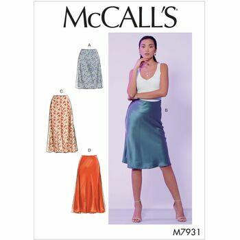 McCalls pattern M7931