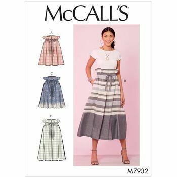 McCalls pattern M7932