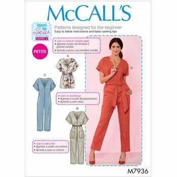 McCalls pattern M7936