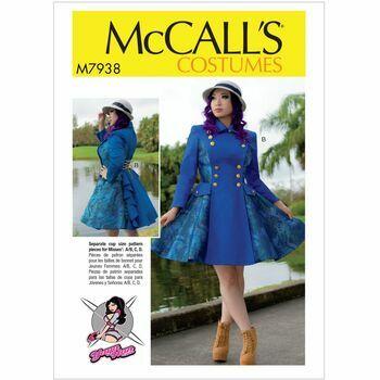 McCalls pattern M7938