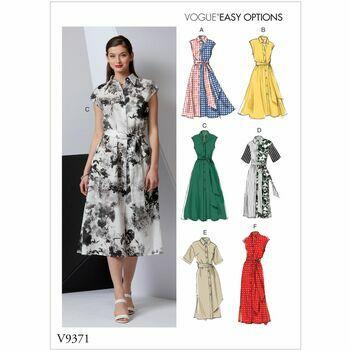 Vogue pattern V9371