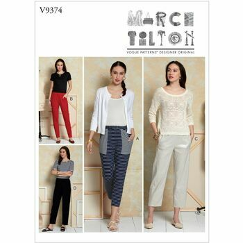 Vogue pattern V9374