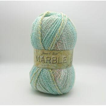 James C Brett Marble DK Knitting Yarn- MT56 - 100g