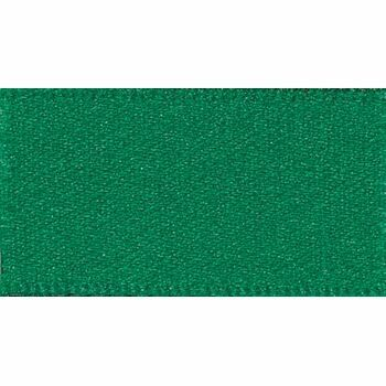 Berisfords: Double Faced Satin Ribbon: 35mm: Hunter Green