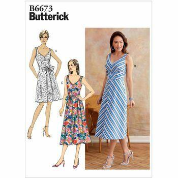 Butterick pattern B6673