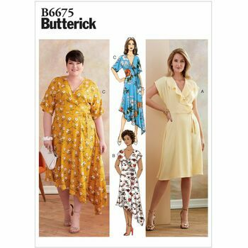 Butterick pattern B6675