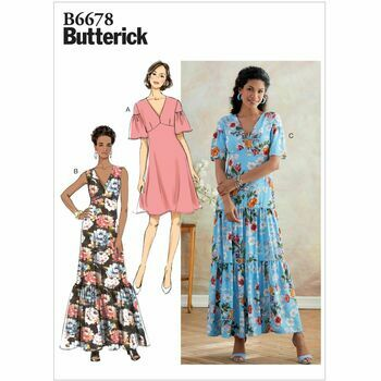 Butterick pattern B6678