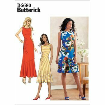 Butterick pattern B6680