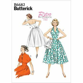 Butterick pattern B6682
