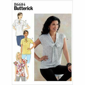 Butterick pattern B6684