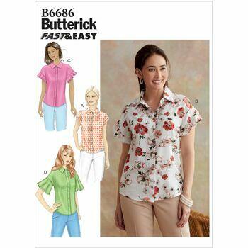 Butterick pattern B6686
