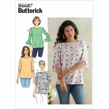 Butterick pattern B6687