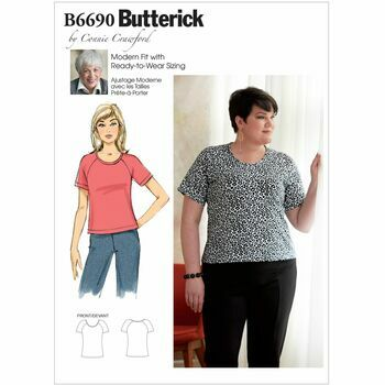 Butterick pattern B6690