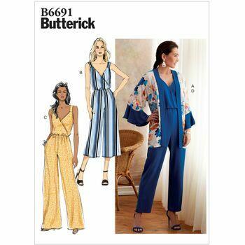 Butterick pattern B6691