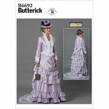 Butterick pattern B6692