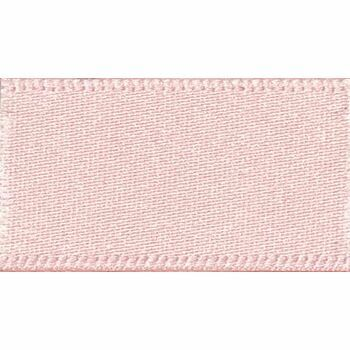 Berisfords: Double Faced Satin Ribbon: 25mm: Pink Azalea