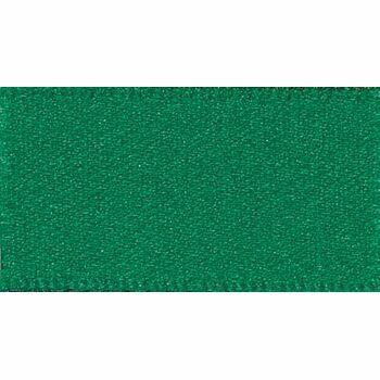 Berisfords: Double Faced Satin Ribbon: 15mm: Hunter Green