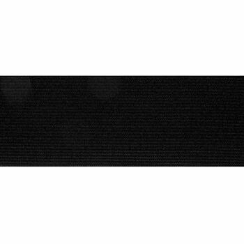 Woven Elastic (25mm) - Black