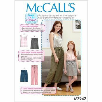 McCalls pattern M7942
