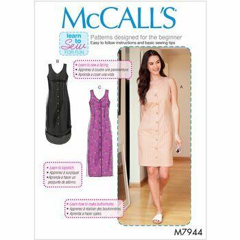 McCalls pattern M7944