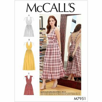 McCalls pattern M7951