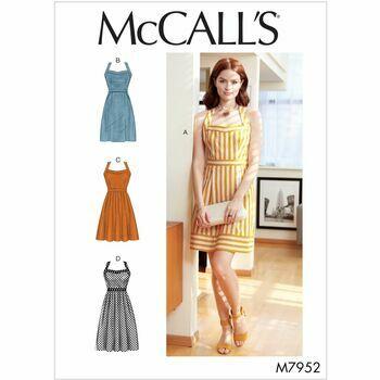 McCalls pattern M7952