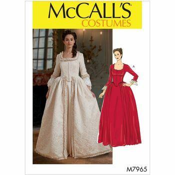 McCalls pattern M7965