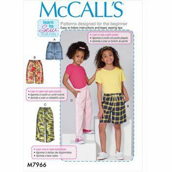 McCalls pattern M7966