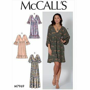 McCalls pattern M7969