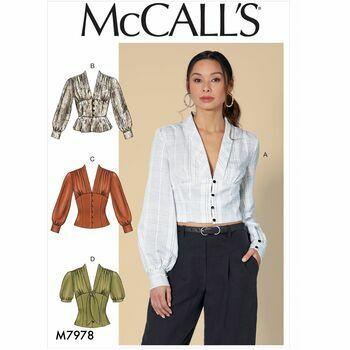 McCalls pattern M7978