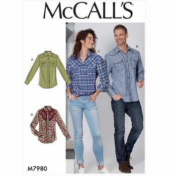 McCalls pattern M7980