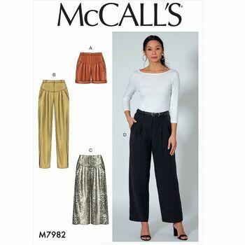 McCalls pattern M7982