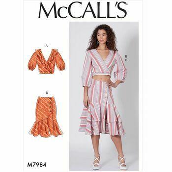 McCalls pattern M7984