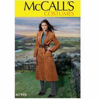 McCalls pattern M7990