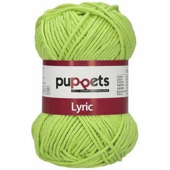 Puppets: Lyric No. 8: 50g (70m): Light Green
