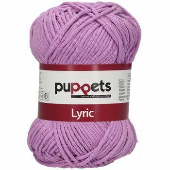 Puppets: Lyric No. 8: 50g (70m): Pale Purple