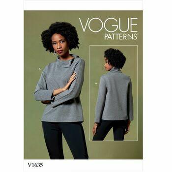 Vogue pattern V1635