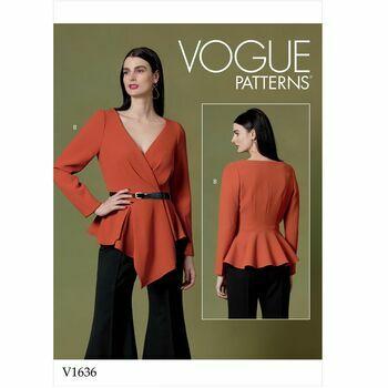 Vogue pattern V1636
