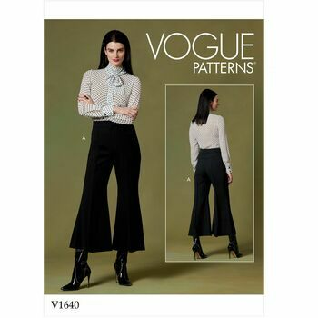 Vogue pattern V1640