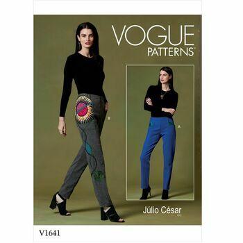 Vogue pattern V1641
