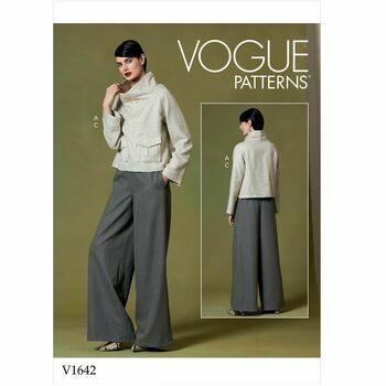 Vogue pattern V1642