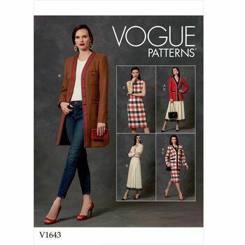 Vogue pattern V1643