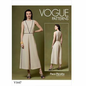 Vogue pattern V1647